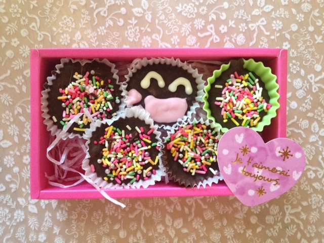 子どもとチョコ作り IKUJIバランス