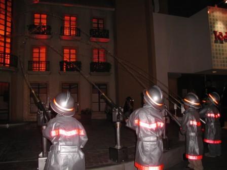 キッザニア 消防士体験6
